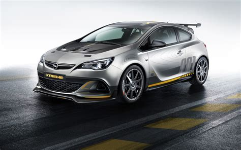 2014 Opel Astra Opc Extreme Wallpaper