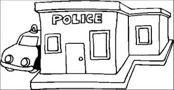 Police station clipart  2020 Other | Images: Police Station Clip Art Black And White