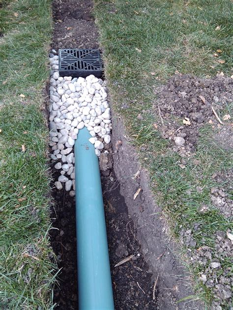 landscape drain pacocha landscaping services inc lawn landscape drainage grass seed deicing snow