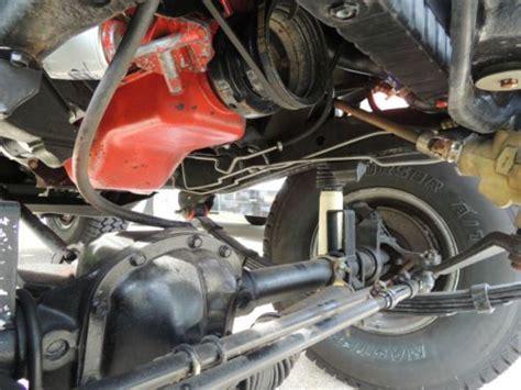 buy   restored cj  jeep block  engine