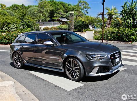 2014 Audi Rs6 Review