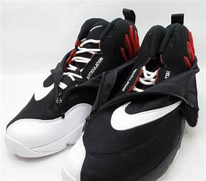 Nike Air Zoom Flight The Glove - Black/White-University ...