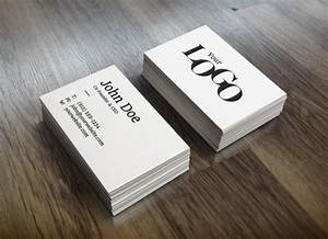 white stack business cards mockup psd file free download With mockup business card psd