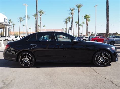 The impressive driving characteristics and its great efficiency speak for themselves. Pre-Owned 2020 Mercedes-Benz E-Class E 350 Sedan in Las Vegas #10908CX | Fletcher Jones Imports