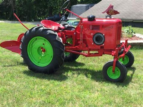 Vintage Garden Tractors by Gardentractors For Sale Garden Tractors