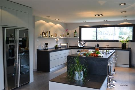 cuisine villa lafitenia resort location villa luxe avec piscine vue