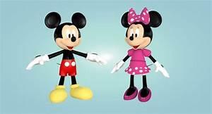 Minnie Mouse Möbel : minnie mouse 3d models for download turbosquid ~ A.2002-acura-tl-radio.info Haus und Dekorationen