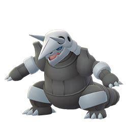aggron pokemon  gamepress