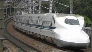 Le Shinkansen De Train  U00e0 Grande Vitesse Au Japon