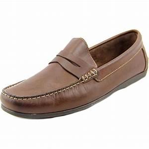 Florsheim Jasper Penny Men Leather Brown Loafer Loafers