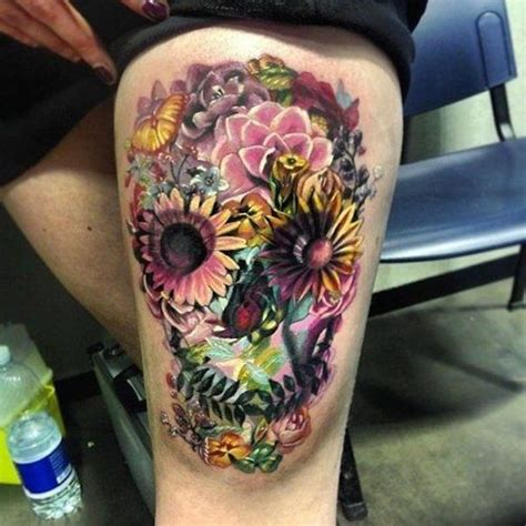 Best Skull Tattoos Ever