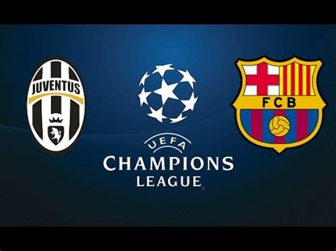 Juventus 1-3 Barcelona - BBC Sport | Saturday 6th June 2015
