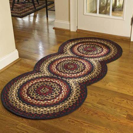 Folk Art Braided Rug Runner by Park Designs