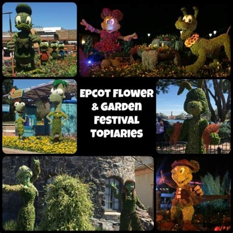 2018 epcot flower and garden festival walt disney world