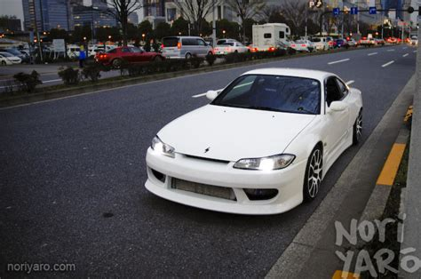 japanese nissan silvia  receives left hand drive