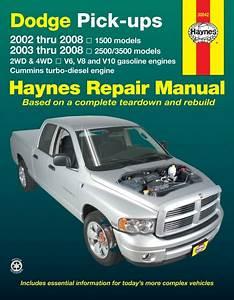 Haynes Dodge Pick-ups  02 - 08   Usa
