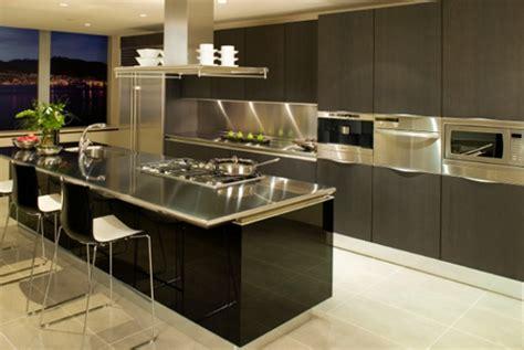 armoire cuisine rona cuisine contemporaine dosseret inox photo by