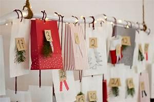 Adventskalender Foto Diy : diy adventskalender aus papiert ten selber machen ~ Michelbontemps.com Haus und Dekorationen