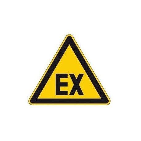 sticker signaletique risque dexplosion etiquette
