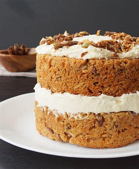 carrot cake keto gluten grain easy