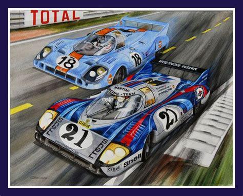 porsche 917 art 55 best porsche 917 art images on pinterest posters