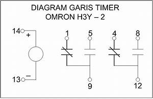 Dasar Timer  Time Delay Relay