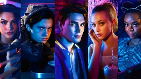 Riverdale List Of Episodes Riverdale The Ultimate List Of The Cast S Social Media
