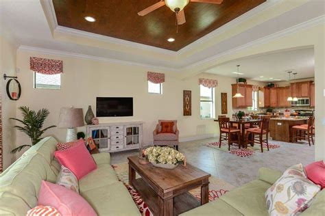 sanibel  home floor plan william ryan homes