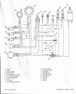 Trying To Find A Wiring Diagram For 1998 Mercury Marine 50 Elpto Serial Number Appears To Be