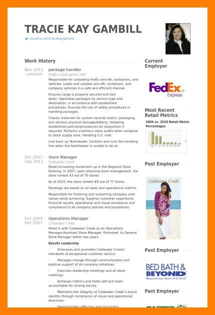 fedex package handler cover letter fedex package handler resume resume format