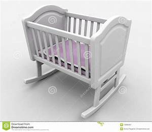 Baby's Crib Royalty Free Stock Photography - Image: 13089497