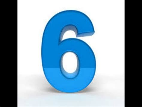 Number 6 Numerology  Number 6 Trait  Lucky Day Month