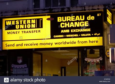 bureau de change comparison uk pin union transfer on