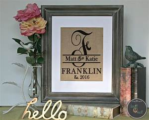 personalized wedding gift wedding shower gift With personalized wedding shower gifts