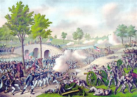MR. HALL'S AMERICAN HISTORY CLASS: The Battle of Antietam