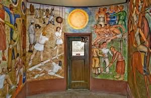 edward terada s coit tower mural sports