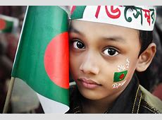 Bangladesh Flag Happy Independence Day Wishes Picture