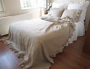 Beige, And, White, Bedding, Products, For, Creating, Warm, And