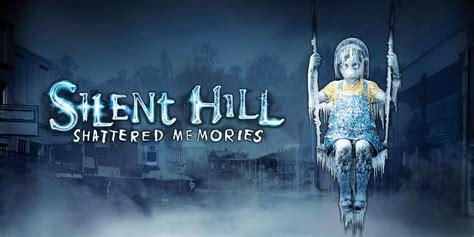 silent hill shattered memories wii games nintendo