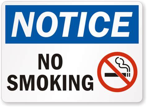 osha  smoking signs clipart  clipart