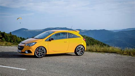 Opel Corsa Gsi 2020 by 2018 Opel Corsa Gsi Gets 1 4 Turbo Sports Chassis Autodevot