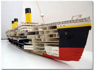 titanic 100 years ago exhibit central university
