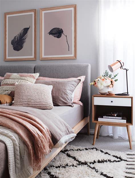 cosy bedroom  peach  grey bedroom bedroom decor