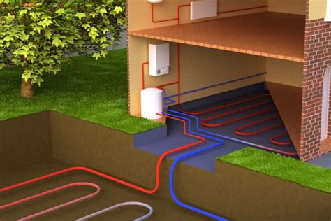 ground source heat pump worth  cost pros  cons