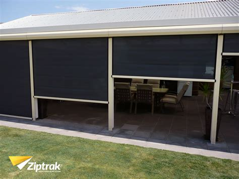 Outdoor Patio Blinds by Perth Patio Blinds Shade Sails Perth