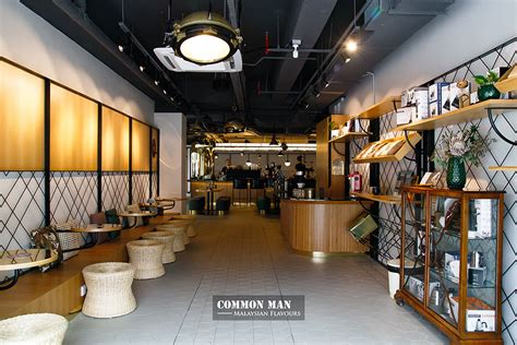 The café has been awarded the readers choice. Common Man Coffee Roasters KL @ Plaza Vads, TTDI   Malaysian Flavours