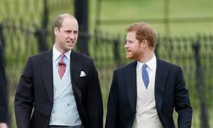 Prince William won't be Prince Harry's best man at royal ...
