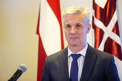 Aizsardzības ministrs: Latvijai patlaban nav tiešu ...