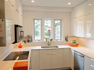 small kitchen islands pictures options tips ideas hgtv With kitchen cabinets for a small kitchen