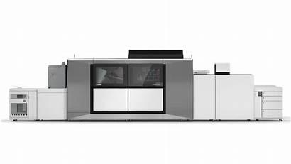 Varioprint Canon Ix Inkjet Press Serie Sheetfed